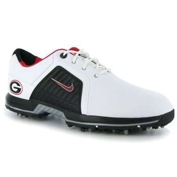 georgia bulldog nike shoes mens nike zoom trophy georgia golf shoes 379228 163 6174