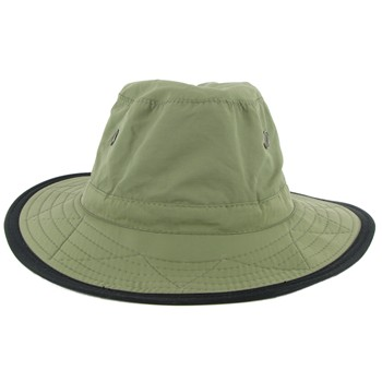 Dorfman Pacific Brim Boonie Soaker Headwear Bucket Hat Apparel