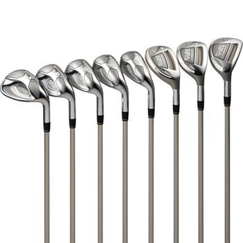 Adams Idea a12OS Hybrid Iron Set Preowned Golf Club