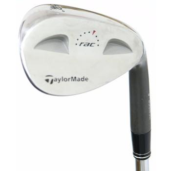 TaylorMade rac Tumble Chrome Wedge Preowned Golf Club