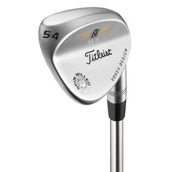 Titleist Vokey SM4 Tour Chrome Wedge Preowned Golf Club