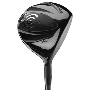 Cleveland CG Black 2013 Fairway Wood Preowned Golf Club