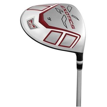 Tour Edge Exotics XCG-5 Driver Preowned Golf Club
