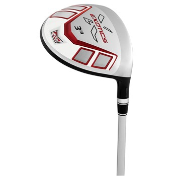 Tour Edge Exotics XCG-5 Fairway Wood Preowned Golf Club