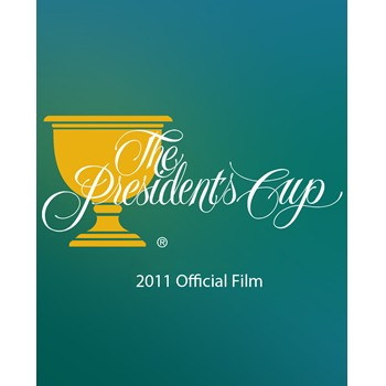 PGA TOUR Entertainment 2011 Presidents Cup Official Film DVDs