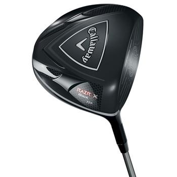 Callaway RAZR X Black Driver Preowned Golf Club