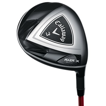 Callaway RAZR X Black Fairway Wood Preowned Golf Club