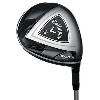 Callaway RAZR X Black Fairway Wood Preowned Golf Club