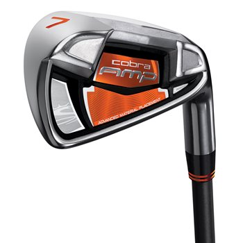 Cobra AMP Iron Set Preowned Golf Club