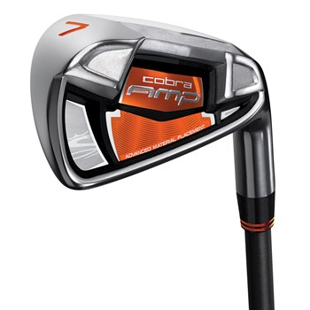 Cobra AMP Iron Set Preowned Golf Club