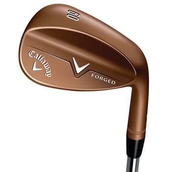 Callaway Forged Copper Wedge Preowned Golf Club