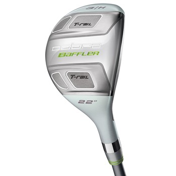 Cobra Baffler T-Rail Hybrid Preowned Golf Club