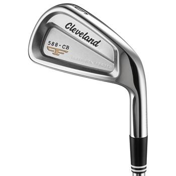 Cleveland 588 CB Iron Set Preowned Golf Club