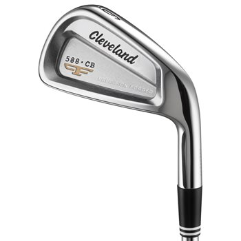 Cleveland 588 CB Iron Set Preowned Golf Club