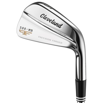 Cleveland 588 MB Iron Set Preowned Golf Club
