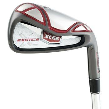 Tour Edge Exotics XCG-5 Iron Set Preowned Golf Club