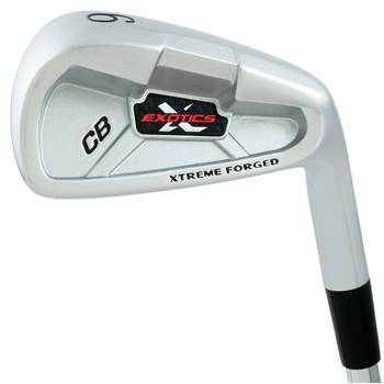 Tour Edge Exotics CB Iron Set Preowned Golf Club