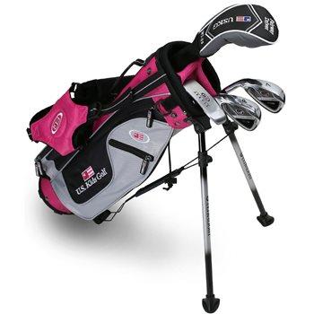 US KIDS Girls UL 42 Silver Club Set Golf Club