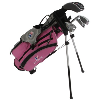 US KIDS Girls UL 45 Pink Club Set Golf Club