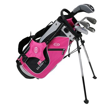 US KIDS Girls UL 48 Silver Club Set Clubs