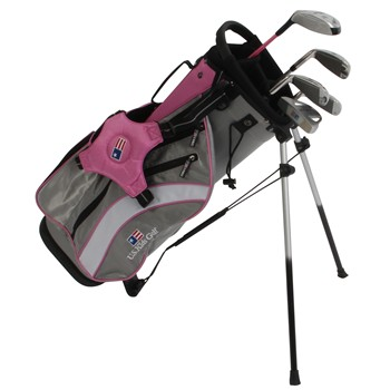 US KIDS Girls UL 48 Silver Club Set Golf Club