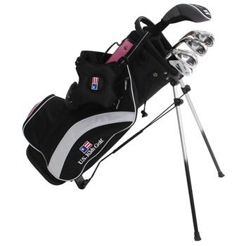 US KIDS Girls UL 51 Black Club Set Golf Club