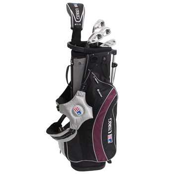 US KIDS UL 54 Black Club Set Golf Club
