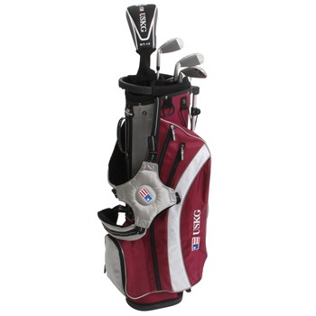 US KIDS UL 60 Maroon Club Set Golf Club
