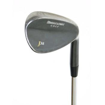 Bridgestone J38 Black Oxide Wedge Preowned Golf Club