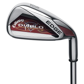 Callaway Diablo Edge R Iron Set Preowned Golf Club