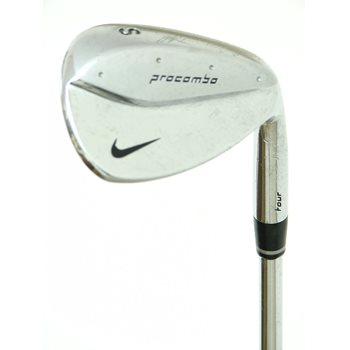 Nike Forged Pro Combo Tour Wedge Preowned Golf Club