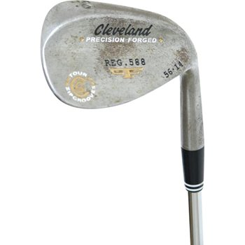 Cleveland 588 Forged Raw Wedge Preowned Golf Club