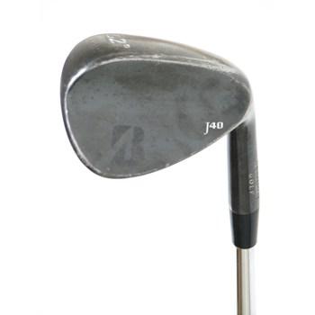 Bridgestone J40 Black Oxide Wedge Preowned Golf Club