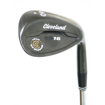 Cleveland CG16 Tour Black Pearl Wedge Preowned Golf Club