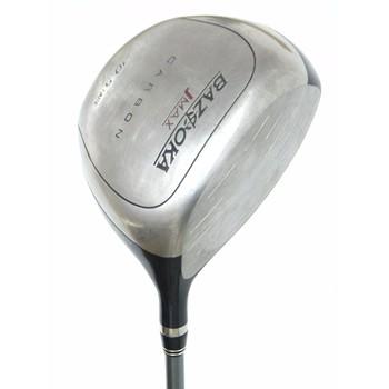 Tour Edge Bazooka JMAX Carbon Fade Driver Preowned Golf Club