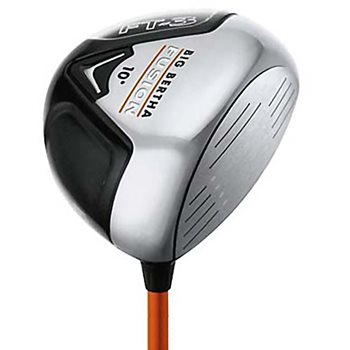 Callaway Big Bertha Fusion FT-3 Draw Driver Preowned Golf Club