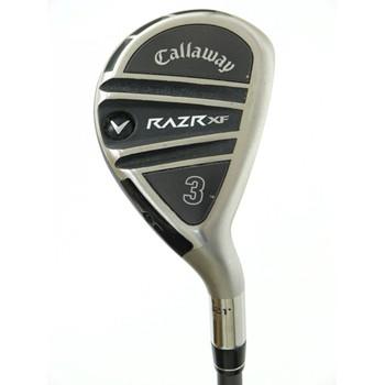 Callaway RAZR XF Hybrid Preowned Golf Club