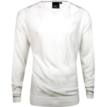 Mizuno Modal/Cotton Sweater V-Neck Apparel