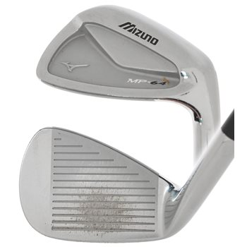 Mizuno MP-64 Iron Set Preowned Clubs