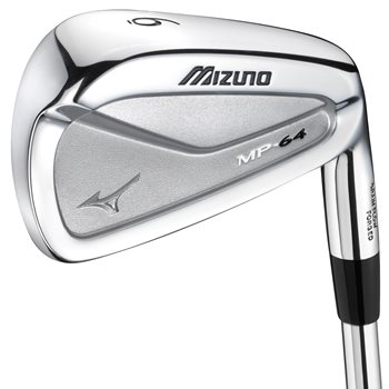 Mizuno MP-64 Iron Set Preowned Golf Club