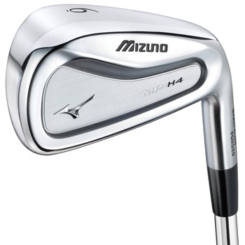 Mizuno MP-H4 Iron Set Preowned Golf Club