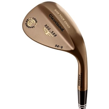 Cleveland 588 Forged RTG Wedge Preowned Golf Club