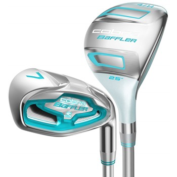 Cobra Baffler Hybrid Combo Iron Set Golf Club