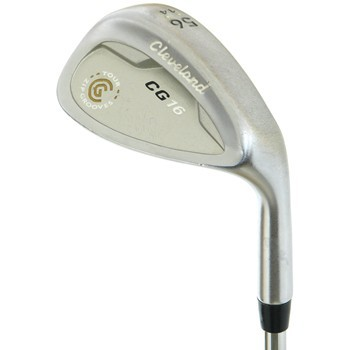 Cleveland CG16 Tour Satin Chrome Wedge Preowned Golf Club