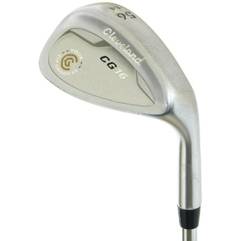 Cleveland CG16 Tour Satin Chrome Wedge Preowned Golf Club
