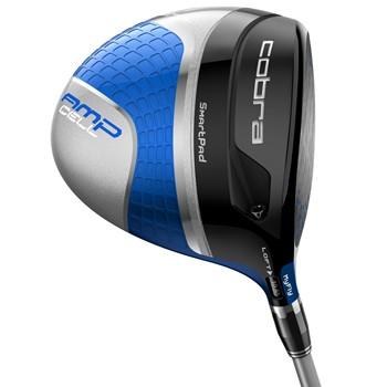 Cobra AMP Cell Blue Driver Preowned Golf Club