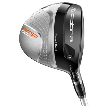Cobra AMP Cell Silver Fairway Wood Preowned Golf Club