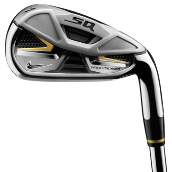 Nike SQ MachSpeed X Iron Set Preowned Golf Club