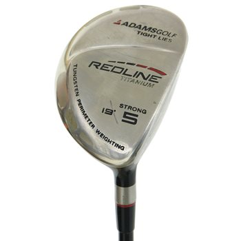 Adams Redline Titanium Fairway Wood Preowned Golf Club