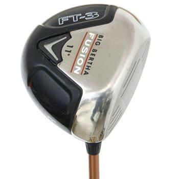 Callaway Big Bertha Fusion FT-3 Draw Driver Preowned Golf Club